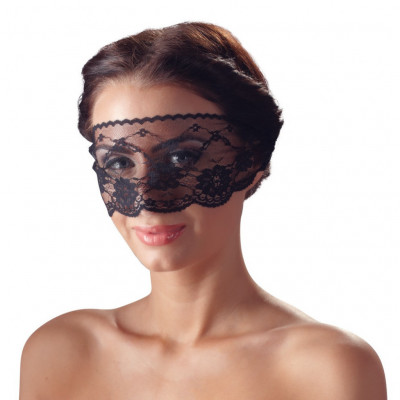 Cottelli Lace Face Mask