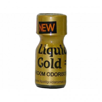 Liquid Gold Sex Poppers 10ml