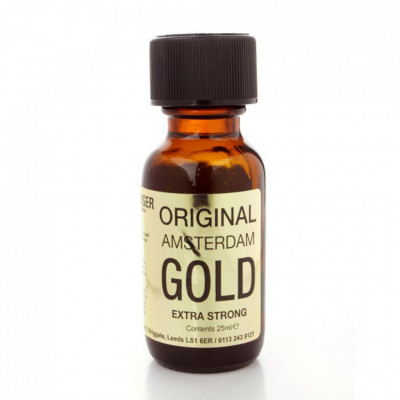 Amsterdam Gold Original 25ml