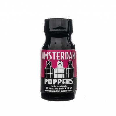 Amsterdam Poppers Pink 13ml
