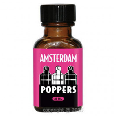 Maxi Amsterdam Poppers 25ml