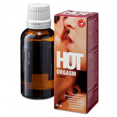 Hot Orgasm Erotic Drops