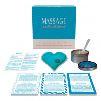 Massage Seduction Couple Game
