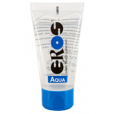 Eros Aqua Water Based Lube 50ml