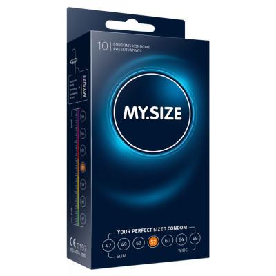 MySize презерватив 57мм 10 шт