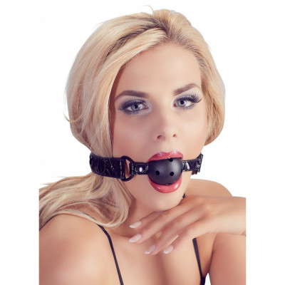 Bad Kitty Breathable Ball Gag