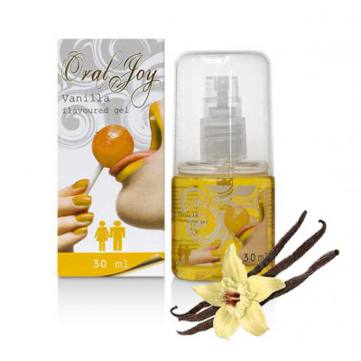 Oral Sex Joy gel Vanilla 30 ml