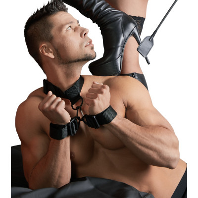 Wrist to Neck Restraint Set