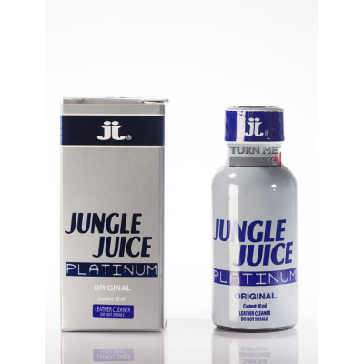 Lockerroom Jungle Juice Platinum 30ml Ποππερ