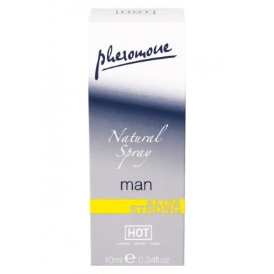 Αοσμη φυσική ανδρική φερομόνη Hot Man Phero 10ml