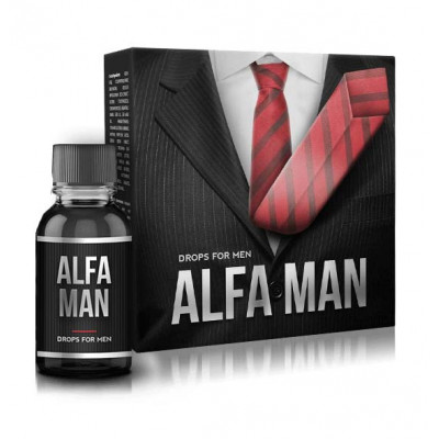 Alfa Man Drops for Him