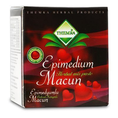 Epimedium Macun natural Paste Harder and longer erection 43gr