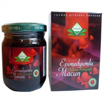 Αφροδισιακή Μαρμελάδα με βότανο Epimedium macun 43gr