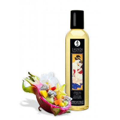 Shunga Erotic Massage Oil Asian Fusion 250ml