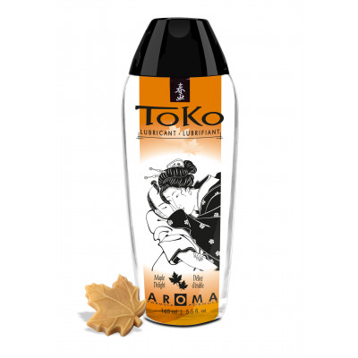 Shunga Toko Maple Delight Water Based Lubricant 165ml