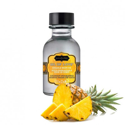 Kamasutra Oil of Love Pineapple 22ml