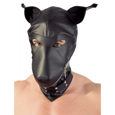 Fetish Dog Mask