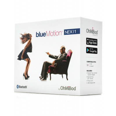 Δονητής σε σλιπάκι OhMiBod BlueMotion App Controlled NEX1 2nd Generation