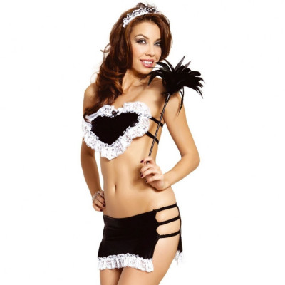 Amber Maid Costume Set