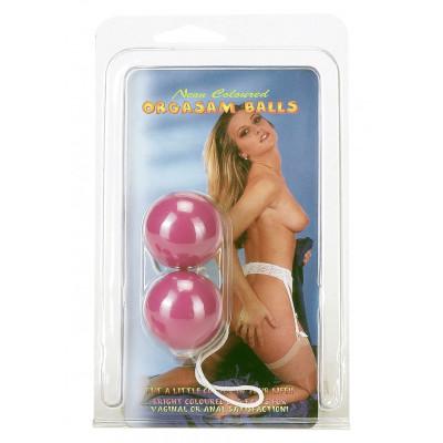 Pink Orgasm Balls