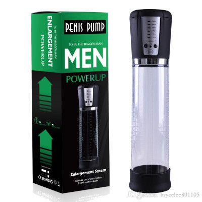 Usb Rechargeable Auto Penis Pump for Enlargement and Training