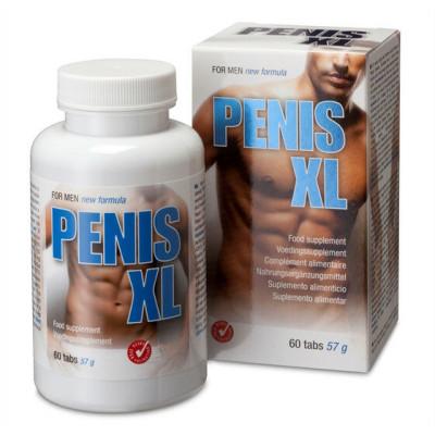 Φυτικές ταμπλέτες Μεγεθυνσης Πέους Cobeco Penis XL