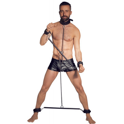 ZADO Full Body Restraints Leather