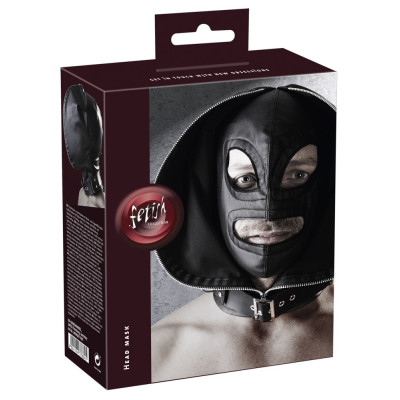 Fetish Collection Double Mask