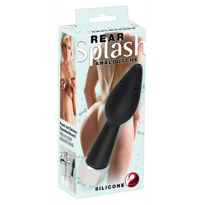 Anal Douche Rear Splash Silicone You2Toys