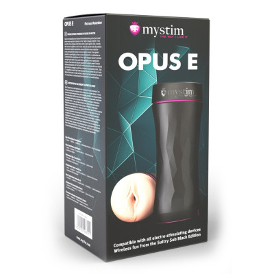 Mystim Opus E Vagina