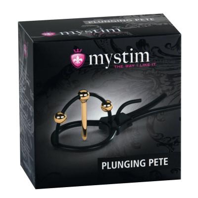 Mystim Plunging Pete Corona Strap