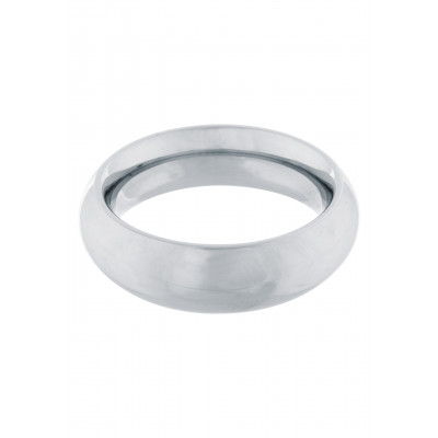 Donut Cockring Steel Small 40 mm