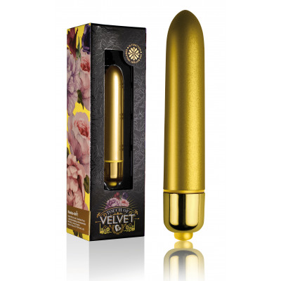 Rocks Off Touch of Velvet Bullet 9cm