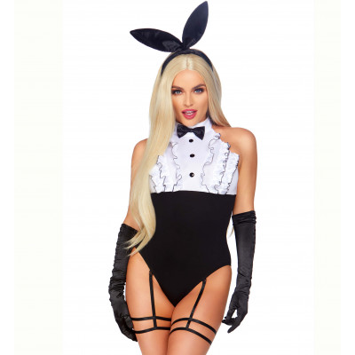 Leg Avenue Tuxedo Bunny Costume