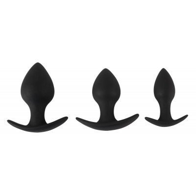 3-piece Anal Trainer Set