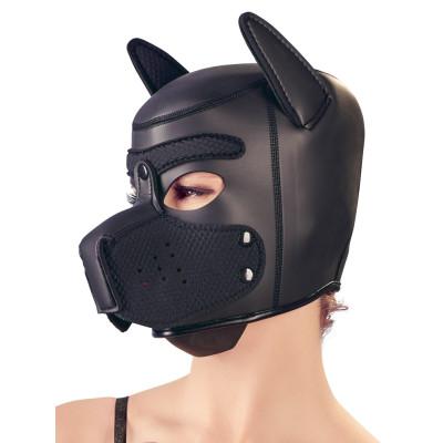Маска на голову Собака Dog Mask Bad Kitty