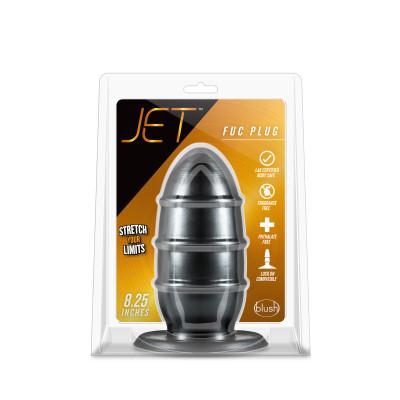 Jet Fuc Plug Black 19 cm