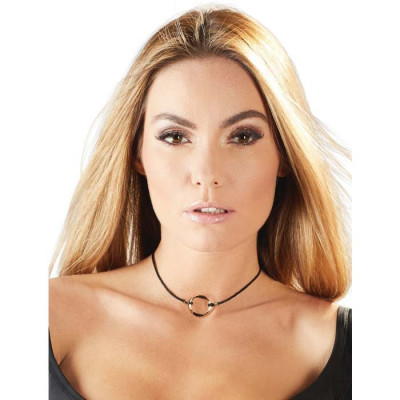 Cottelli Choker with Ring