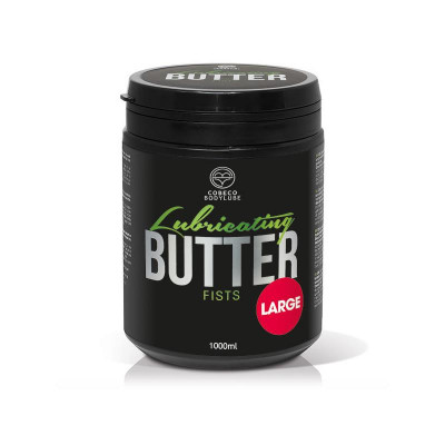 Cobeco CBL thick Anal Lube Butter Fists 1000 ml