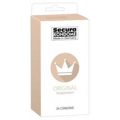 Secura Original 24 Condoms