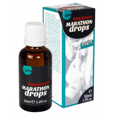 HOT Marathon Drops for Men 30ml
