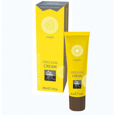 Shiatsu Orgasm Cream 30ml