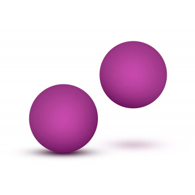 Luxe Double 0 Kegel Balls 23 grams Pink