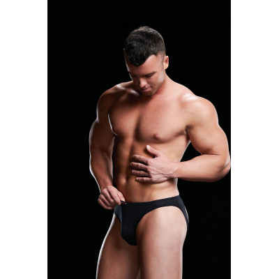 ENVY Low-Rise Briefs Black